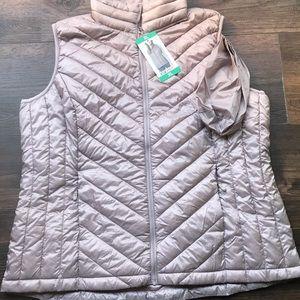 32 Degrees Ladies' Packable Vest (Light blush)